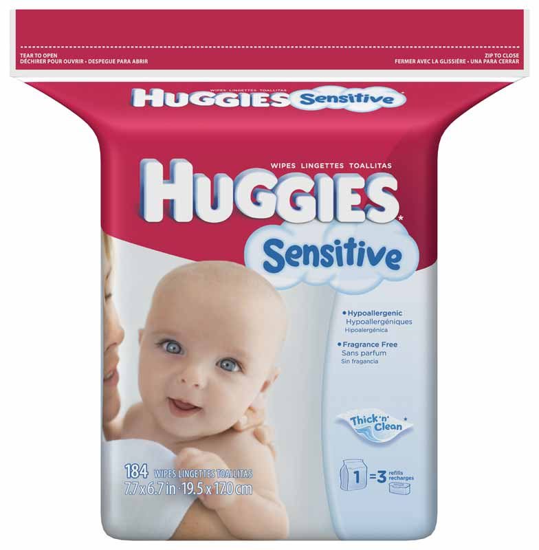 Sensitive Baby Wipes Refill