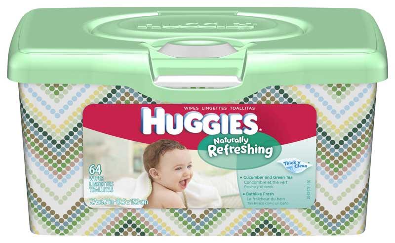 Amazon Com Huggies One Amp Done Refreshing Baby Wipes