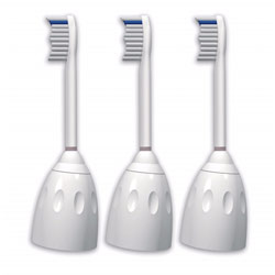 Philips Sonicare HX7023/66 e-Series Replacement Brush Head,3-Pack Product Shot