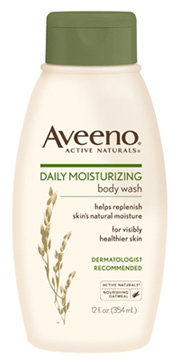AVEENO Active Naturals Daily Moisturizing Body Wash Product Shot