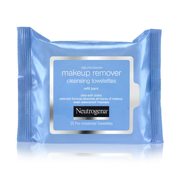 Life exfoliating facial cleansing wipes