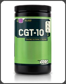 Optimum Nutrition CGT-10, Wild Berry