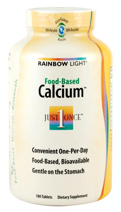 rainbow light food based calcium 180 count. Black Bedroom Furniture Sets. Home Design Ideas