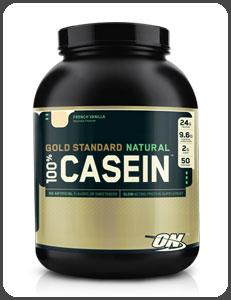 Optimum Nutrition Gold Stardard 100% CASEIN, French Vanilla