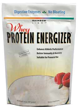 rainbow light protein energizer whey 14 ounces health. Black Bedroom Furniture Sets. Home Design Ideas