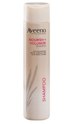 AVEENO NOURISH+ VOLUMIZE Shampoo Product Shot