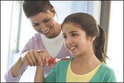 Sonicare for kids ergonomic handle