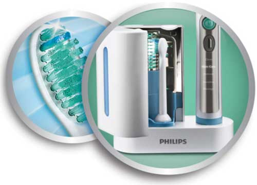 FlexCare  Sonic electric toothbrush HX6921/02 | Sonicare