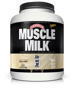 CytoSport Muscle Milk Vanilla (4.94 Pounds) Product Shot
