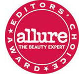 Allure Breakthrough Product Award Logo