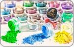 SHANY Mineral Eye Sparkle Eyeshadow (Set of 40 Jars) Product Shot