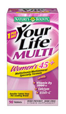 Nature S Bounty Your Life Multi Women S