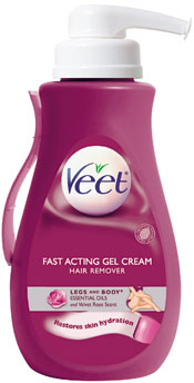Amazon Com Veet Gel Hair Remover Cream With Essential Oils