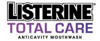 LISTERINE TOTAL CARE Anticavity Mouthwash Logo