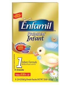 Enfamil PREMIUM Infant 35-Ounce Refill Box