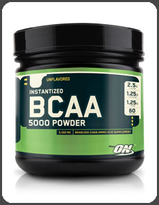 Optimum Nutrition INSTANTIZED BCAA 5000 POWDER, Orange
