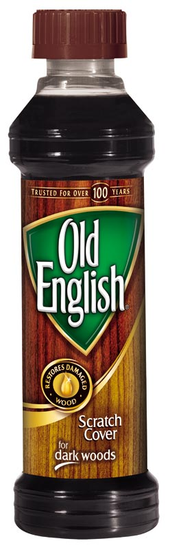 Amazon Old English - Scratch Cover For Dark Wood  Ounce