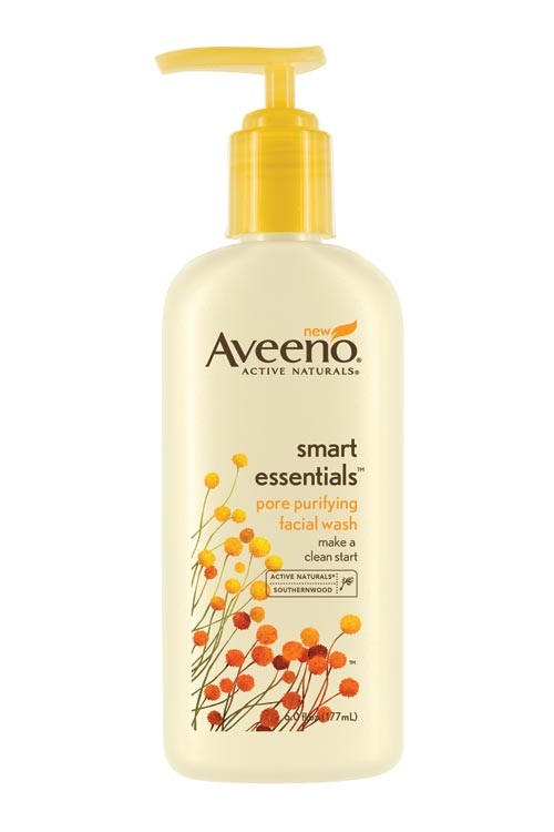 Phrase Aveeno facial cleansers variant