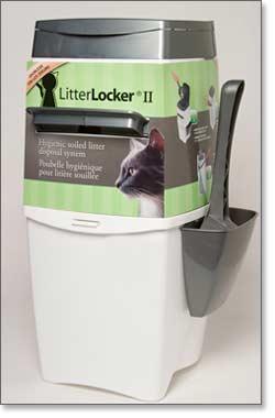 Litter Locker II Hygienic Soiled Litter Disposal System Product Shot