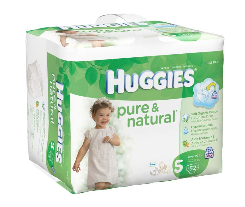 Natural Organic Diapers