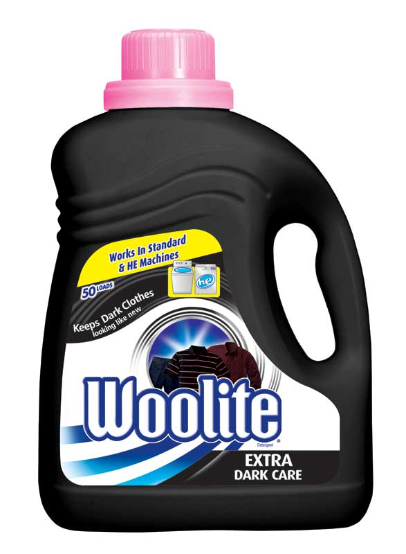 Woolite darks liquid laundry detergent 100 fl oz bottle with color renew he - Protect clothes colors washing ...