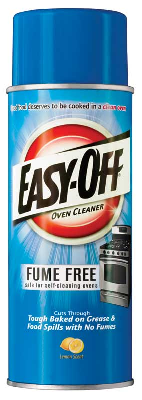 Easy Off Oven Cleaner Fume Free Oven Cleaner