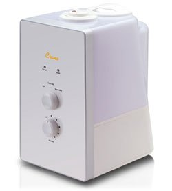 Crane Germ Defense Cool and Warm Mist Humidifier Product Shot