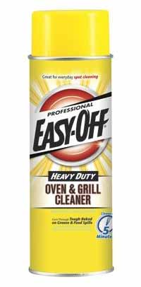 EASY-OFF BBQ Grill Cleaner Aerosol (16 Ounces, Pack of 6) Product Shot