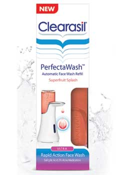 CLEARASIL PerfectaWash Refill Soothing Plant Extracts Product Shot