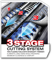 Remington Advanced 3 Stage Cutting System