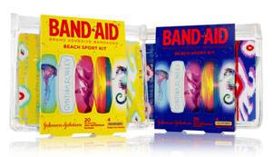 BAND-AID Beach Sport Kit
