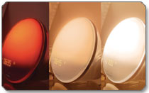 Philips Wake-Up Light (HF3520/60) Product Shot