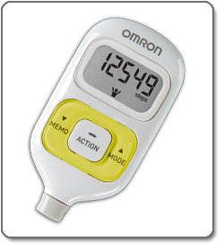 omron hj 720itc pocket pedometer manual