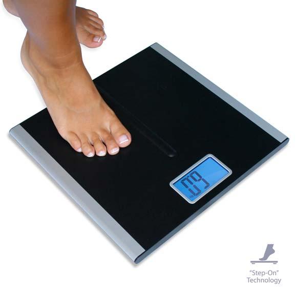 Eatsmart precision premium digital bathroom - How to calibrate a bathroom scale ...