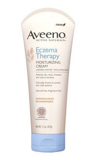 aveeno moisturizing cream for face