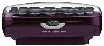 InfinitiPro by Conair Xtreme Instant Heat Ceramic Rollers