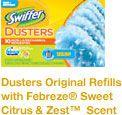 Dusters Original Refills with Febreze® Sweet Citrus & Zest™ Scent