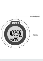 Omron HJ-150 Features