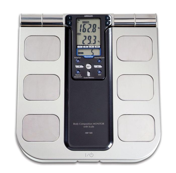 Amazon.com: Omron HBF-500 Body Composition Monitor With