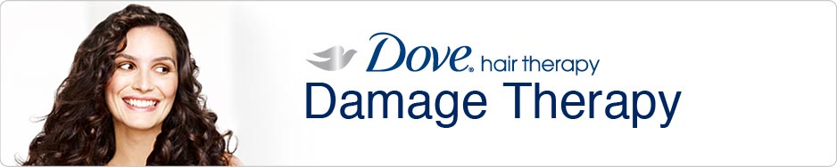 Dove® Hair Therapy Damage Therapy