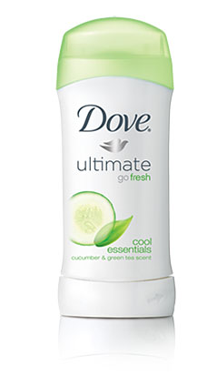 Dove go fresh Cool Moisture Deo
