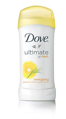 Dove go fresh Energizing Deo