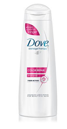 Dove Damage Therapy Color Repair Shampoo