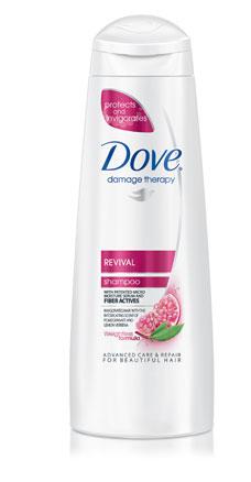 Amazon Com Dove Damage Therapy Shampoo Revival 12