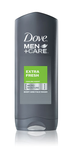Dove ® Men+Care Extra Fresh Body and Fash Wash