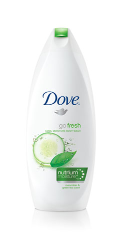Dove Go Fresh Cool Moisture Body Wash