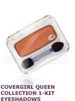 COVERGIRL Queen Collection 1-Kit Eyeshadows