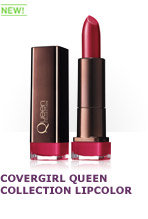 COVERGIRL Queen Collection Lipcolor