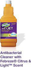 Amazon Com Swiffer Wetjet Spray Mop Floor Cleaner Pad