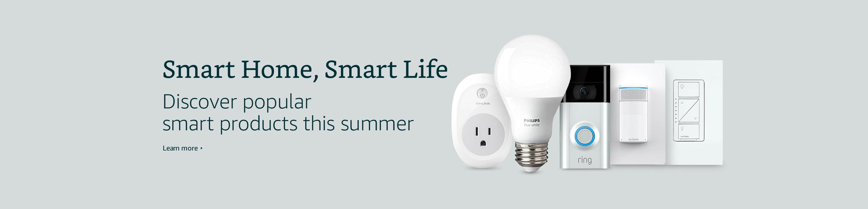 Shop Smart Home, Smart Life